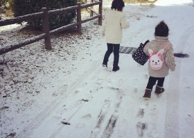 #snow #snowday #kids